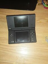 Nintendo DSi Pokemon Version Black Handheld System with Charger and Stylus