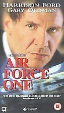 Harrison Ford Deleted Title PAL VHS Films