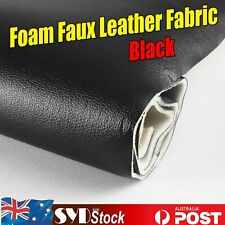 DIY Foam Faux Leather Fabric For Auto Boat Headliner Seat Restore 1.8M x 1.51M