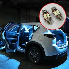 5pcs Error Free Auto LED Bulbs Car Interior Lighting Kit Indoor For Mazda CX-5