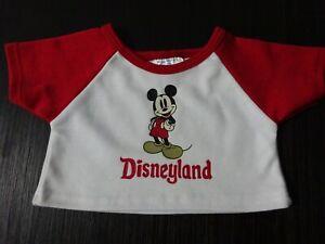 Build a Bear T-shirt - Disneyland