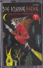 MC - Die kleine Hexe - Teil 1 von Ottfried Preussler NEU OVP Hörspiel-Kassette