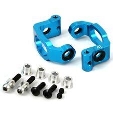 Yeah Racing Aluminum Bearing C-Hub 4 Deg. (Blue) Tamiya TA05IFS FF03
