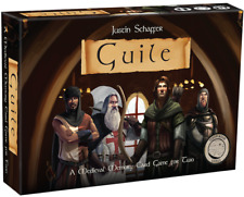 Guile - Medieval Memory Card Game for Two - Terra Nova Games - Sealed New