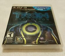Disney's TRON: Evolution Sony Playstation 3 Online Multiplayer 1080p 3D PS3