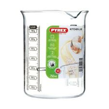 PYREX - Verre doseur 0.75 L Kitchen Lab - 4 graduations
