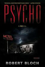 Psycho: A Novel by Robert Bloch, (Paperback), The Overlook Press , New, Free Shi
