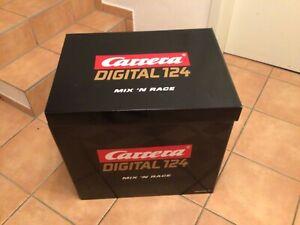 Carrera Digital 1:24 Mix 'n Race, mit 4 Controller und 2 Carrera Autos, Top
