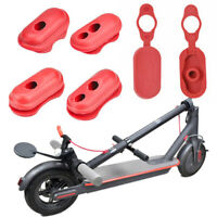 Anti-dust Charging Port Cover Plugs For Xiaomi M365 Electric Scooters Assembly