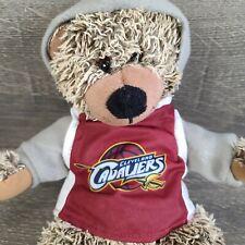 2014 Cleveland Cavaliers CAVS Basketball Nba Store Peluche Oso De Peluche Con Sudadera Con Capucha