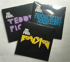 ARCTIC MONKEYS - BRAINSTORM + TEDDY PICKER + F.A * 7 INCH VINYL * FREE P&P UK *