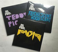 ARCTIC MONKEYS - BRAINSTORM + TEDDY PICKER + FA * 7 INCH VINYL FREE P&P UK  MINT