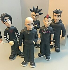 Good Charlotte Action Figures 2004