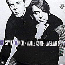"""THE STYLE COUNCIL - WALLS COME TUMBLING DOWN 12"""" EP - IN VERY GOOD CONDITION"""