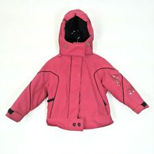 Next Pink Warm Winter Coat Aged 3-4 Years Skiwear