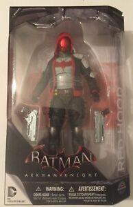 DC Collectibles Batman Arkham Knight Red Hood Gamestop Exclusive Action Figure