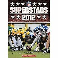 2012 NFL Superstars by Jim Gigliotti and Inc. Staff Scholastic...