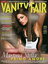 VANITY FAIR=N°29 2008=MARTINA STELLA=CHRISTIAN BALE=ELISABETH SHUE=STEVE CARELL