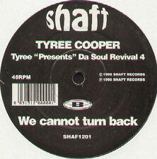 TYREE COOPER - Da Soul Revival #4 - 1995 Shaft Uk - SHAF1201