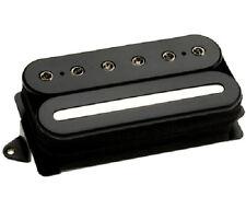 DIMARZIO DP228 Crunch Lab Humbucker Guitar Pickup - BLACK REGULAR SPACING