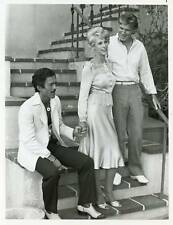 JAMIE LEE CURTIS BUSTY DOROTHY STRATTEN NBC TV PHOTO