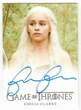 Emilia Clarke ++ Autogramm ++ Game of Thrones ++ Autograph