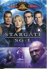 Stargate SG1 Season 9 Promo Card DVD/MGM
