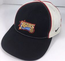 Philadelphia 76ers Toddler Hat Cap by NIKE adjustable VERY GOOD Condition