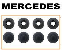 Befestigung Clip für Fußmatten Automatten + Gummimatten Mercedes 4x set
