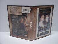 Bound DVD Jennifer Tilly Gina Gershon Joe Pantoliano