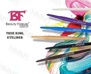 BF Waterproof Lip & Eyeliner True Kohl Automatic Twist Up Pencils **All Shades**