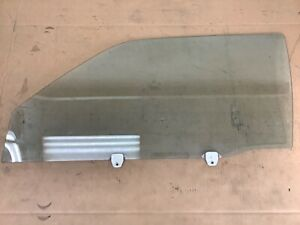 83-87 Prelude 2Dr Coupe Left Front Door Glass Driver Side Window Used OEM