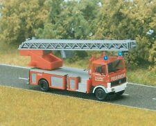 BUSCH 5608 feu camion échelle service Mercedes-Benz LP 809 H0 # in #