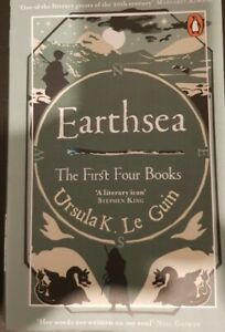 Earthsea: The First Four Books by Ursula K. Le Guin (Paperback 1993) full series