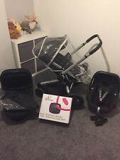 Quinny Buzz in Rocking Back - Full Travel System