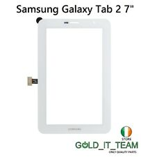 """For Samsung Galaxy Tab 2 7"""" P3100 Digitizer Touch Screen Glass White New"""