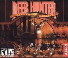 Deer Hunter 2003: Legendary Hunting Jewel Case (PC, 2003)