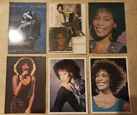 6ncarte postale Whitney Houston