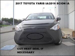 Lebra Front End Mask Cover Bra Fits Toyota Yaris iA 2017-2018 17 18