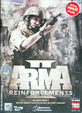 ** ARMA 2 : Reinforcements ** PC DVD GAME ** Brand new Sealed **