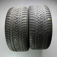 2x Pirelli Scorpion Winter * 285/40 R20 108V DOT 2914 5,5 mm Winterreifen
