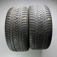 2x Pirelli Scorpion Winter * 285/40 R20 108V DOT 2914 6 mm Winterreifen