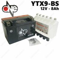 BATTERIA CBTX9-BS CON ACIDO A CORREDO YAMAHA 250 VP X City 2007-2013