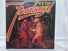 """ZZ Top - Fandango 12"""" Lp 1975"""