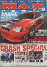 Max Power magazine April 2006