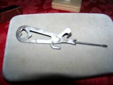 """Vintage - Urich 1919 Patent Flat Tire Repair Tool -""""Other Patents Pend"""" Marked"""