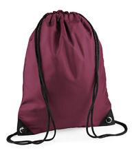 Personalised Children's Drawstring Bag Kids PE Gym Kit School P.E Sports Bag