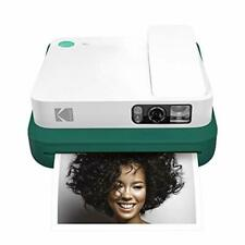 KODAK Smile Classic Digital Instant Camera with Bluetooth (Green) 16MP Pictures,