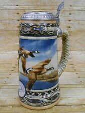 DUCKS UNLIMITED Stein Canada Goose Waterfowl Series 5th Edition 1991 BRAZIL 36oz