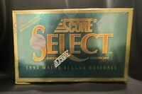 ⚾ 1992 Score Select Baseball Cards Wax Box Factory Sealed ⚾ Jeter PSA 10 RC?🔥🔥